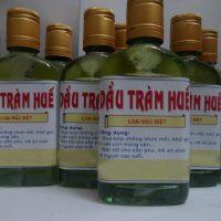dầu tràm huế chất lượng