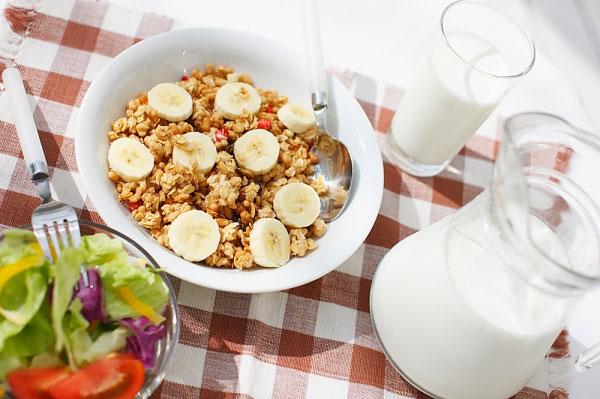Bột yến mạch là thực phẩm ăn kiêng