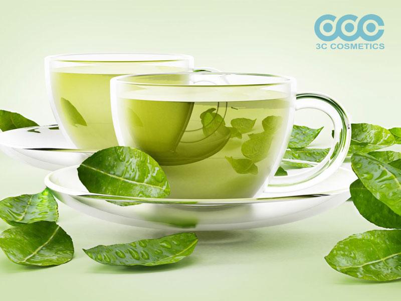 Tự chế nước tẩy trang an toàn , không tốn kém từ trà xanh