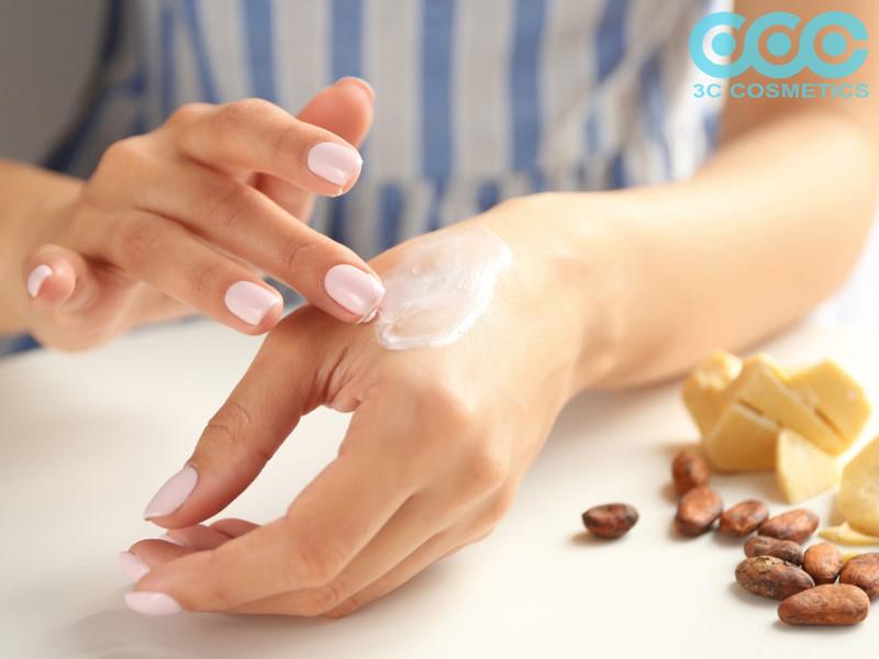 Công dụng chăm sóc da với bơ cacao