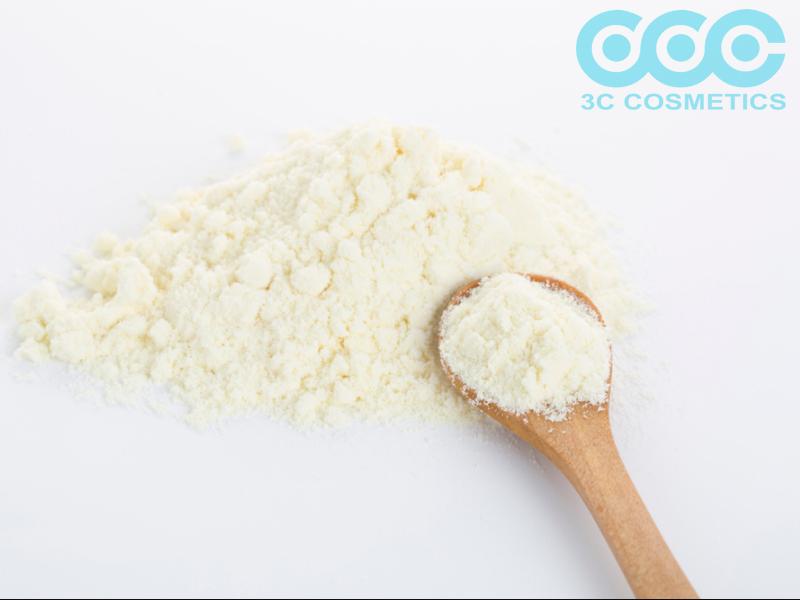Chăm sóc da với bột sữa dê nguyên chất