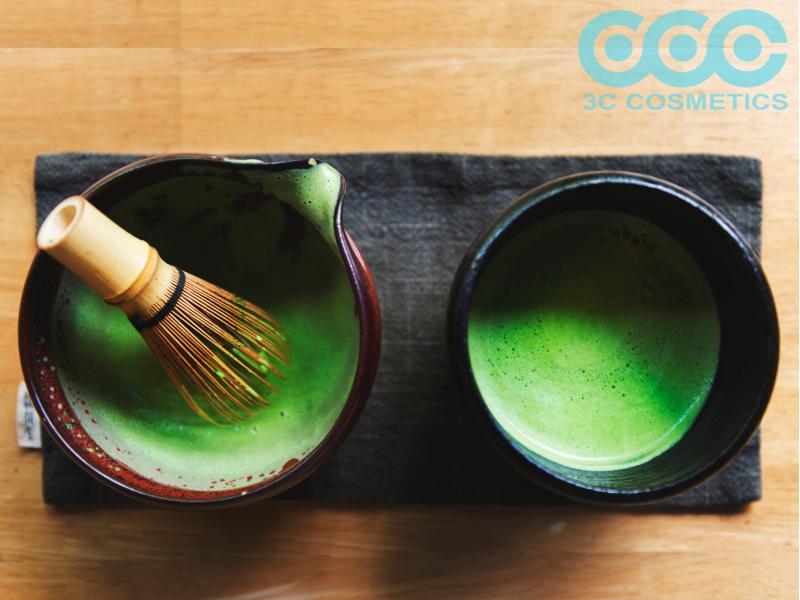 Thành phần dinh dưỡng có trong Bột trà xanh