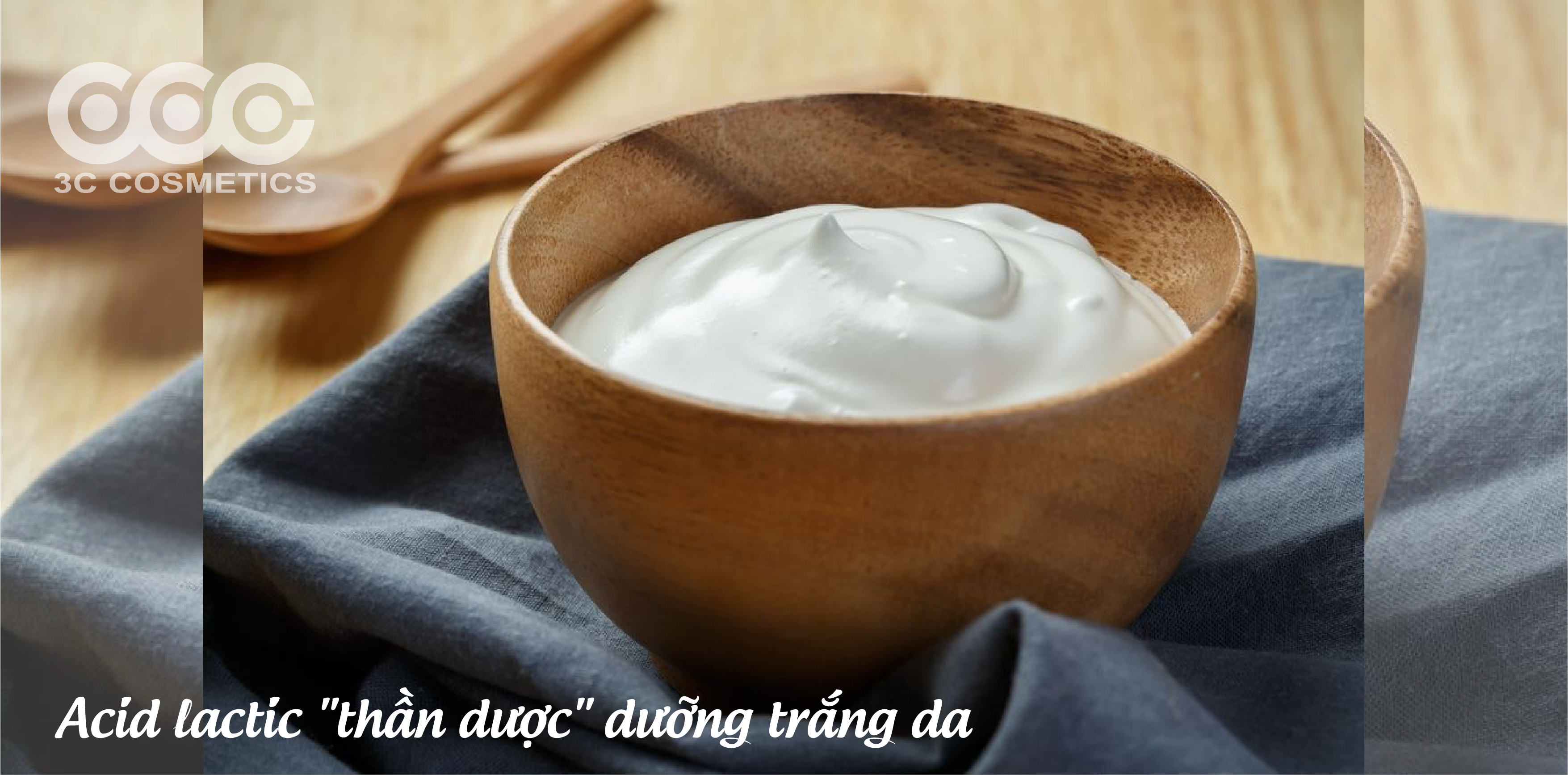 Acid lactic và công dụng tuyệt vời cho làn da