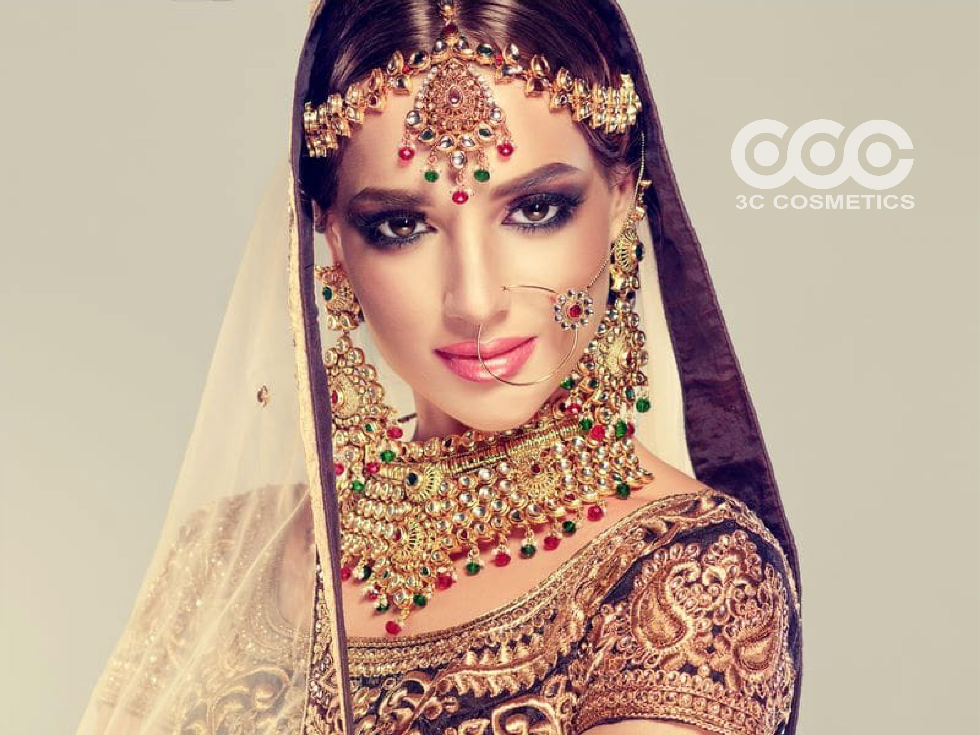 Vẻ đẹp phụ nữ Ấn Độ
