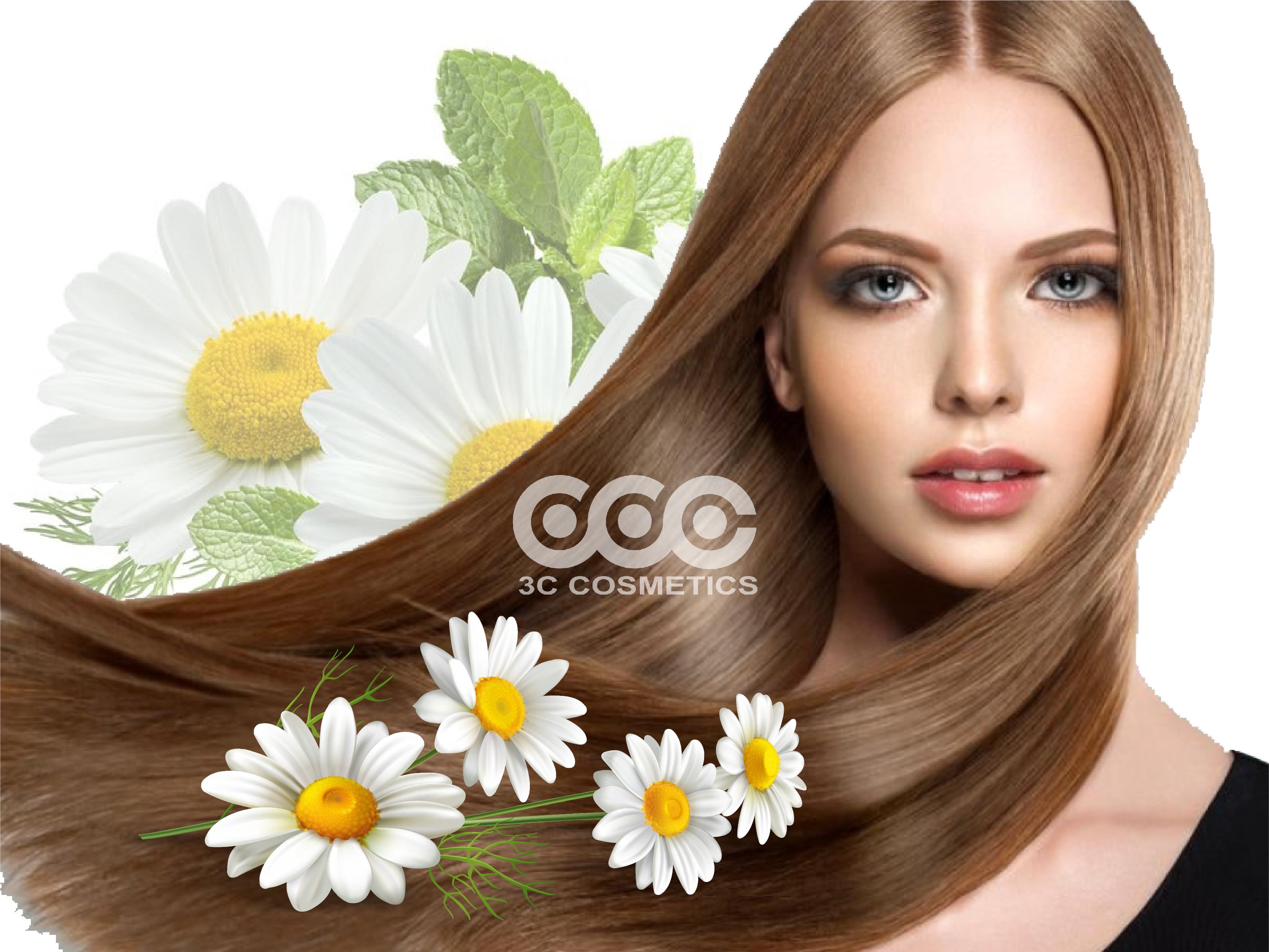 tinh dầu hoa cúc dưỡng tóc