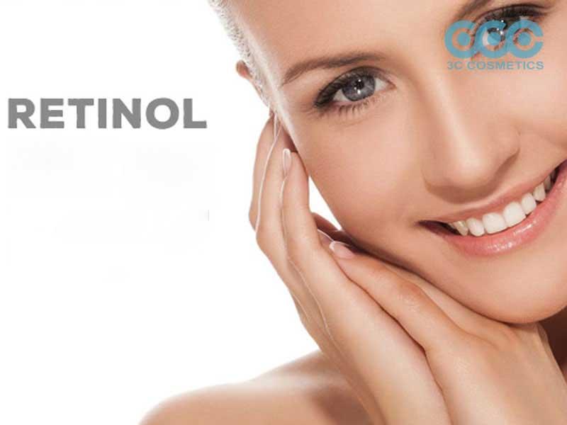 Retinol trị mụn hiệu quả