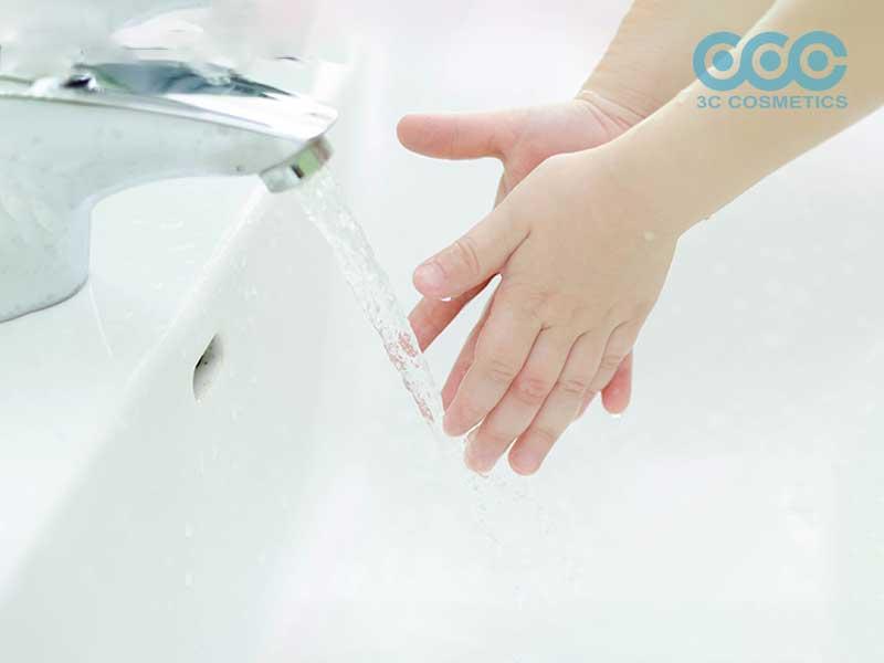 gel rửa tay khô kháng khuẩn