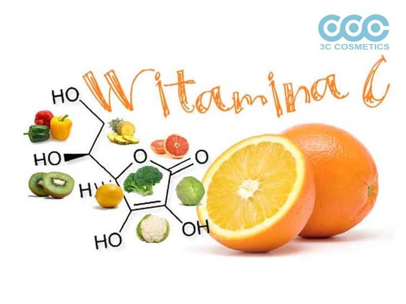 Vitamin c có trong mỹ phẩm nào